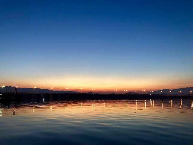 バンサイ タイ 釣り 出船