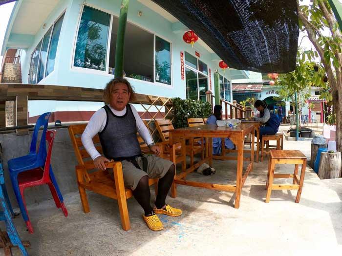 カーム島 ホテル